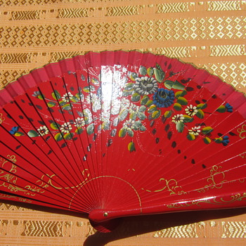 Another Hand Fan - Accessories