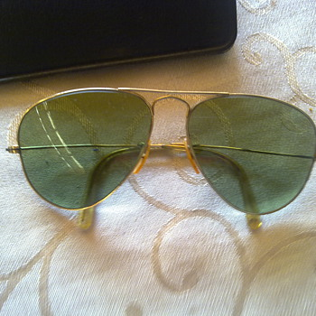 RAYBANS AVIATOR - Accessories