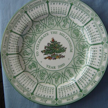2000 Celebration of the Millennium - China and Dinnerware