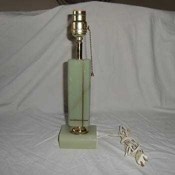 Nice Art Deco Lamp - Lamps