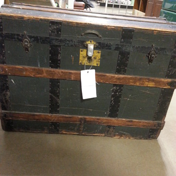 Steamer Chest of some sort