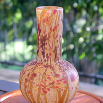 Japanese Hana-ire, maker unknown - Art Glass