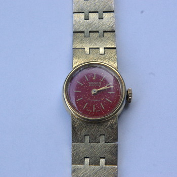 Vintage Gruen Ladies Wristwatch