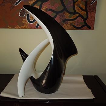 Avant garde ceramic sculpture  - Visual Art