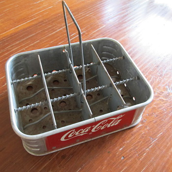 Coca Cola 12 Pack Bottle Carrier - Coca-Cola