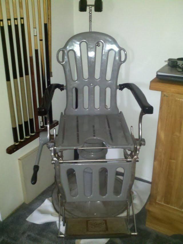 Koken dentist chair collectors weekly - Deco klassiek koken ...