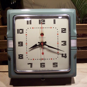 Telechron Clock - Clocks