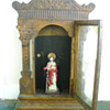 "William L Gilbert Clock Mantle ""Steamer #46"" Winged Lion - Jewel No 11"