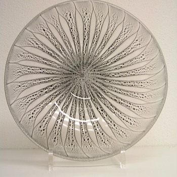 Floris Meydam serica nr 76 for the Leerdam Glass Factory  - Art Glass