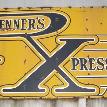 Renner&#039;s Express Sign - Signs
