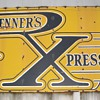 Renner's Express Sign