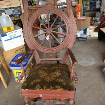 Early mechanical rocker?