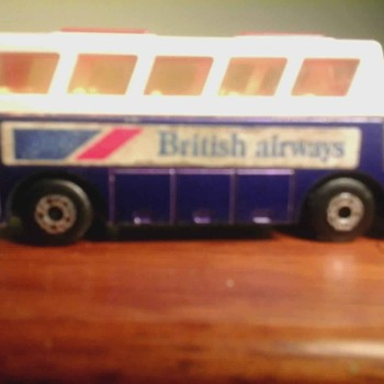 Matchbox Coach  - Model Cars