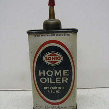 soio home oiler - Petroliana