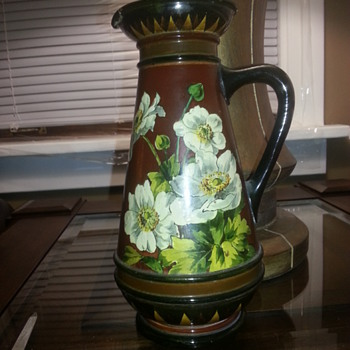 Doulton Lambeth Vase  - Art Pottery