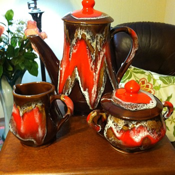 French Vallauris?  - Art Pottery