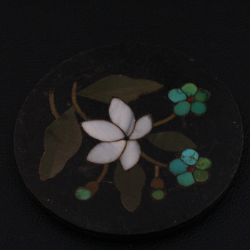 Pietra Dura stone without mounting