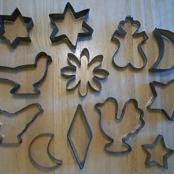 Vintage Cookie a Cutters - Kitchen