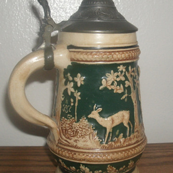 My Mystery Beer Stein - Breweriana