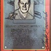 Baseball HOFer Stanley Coveleski autographed postcard
