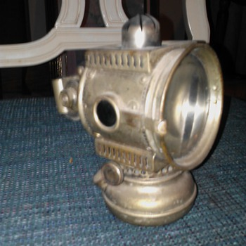 Railroad Lantern? - Lamps