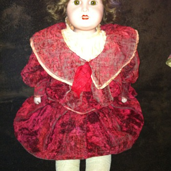 german doll? - Dolls