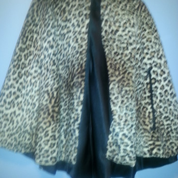 Vintage 50's cape - Womens Clothing