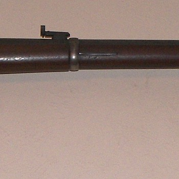 Strange Springfield Percussion Rifle