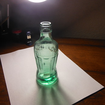 Rare Coke Bottle