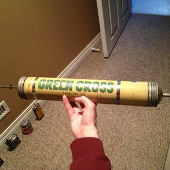 Antique Pesticide Sprayer - Tools and Hardware