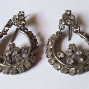 Earrings I Found - Costume Jewelry