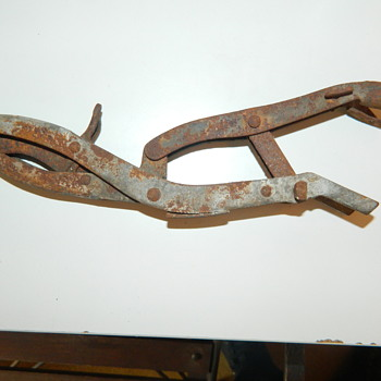 Unidentified hand tool