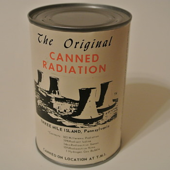 Canned Radiation from TMI