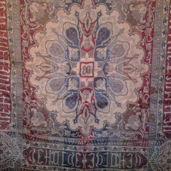 Antique Tapestry. Unknown origin. Please help - Rugs and Textiles