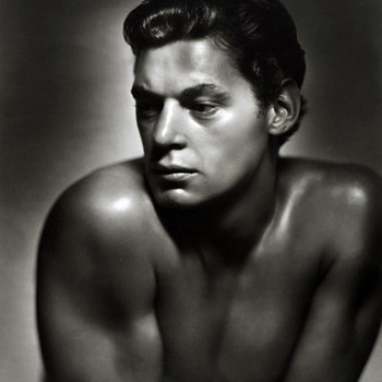 Johnny Weissmuller, 1932 from George Hurrell Portfolio II    129/250