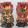 Wooden Hand Painted Figurines?