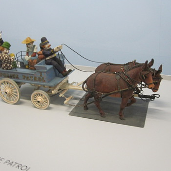 Roy Arnold's Miniature Circus Parade at the Shelburne Museum Part II - Folk Art