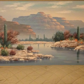 lee renolds painting