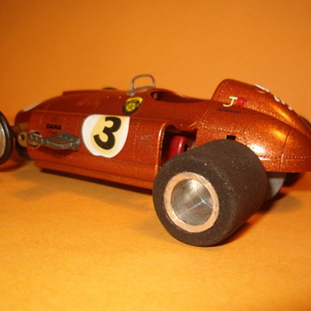 FERRARI D-50 DYNAMIC CHASSIS HAWK BODY