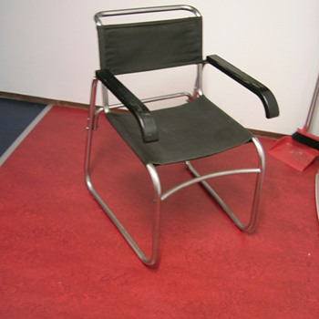 found chair