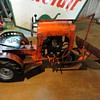 1956 Standard Co. Bantam model 5000 with snow blade