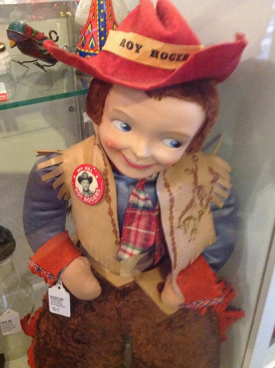 Roy Rogers Doll Collectors Weekly