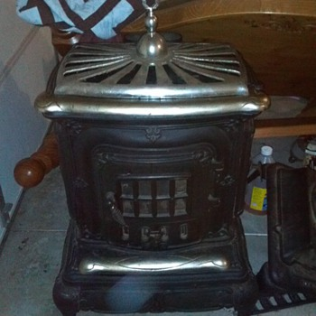 I have this parlor stove with nickle plating on it &let's i want to know it's value please!