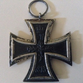 Iron Cross - Military and Wartime