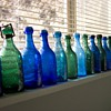 Pontil bottle collection