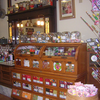 The Candy Counter - Advertising