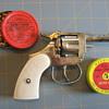 Mondial Model 1960 starter/blank pistol
