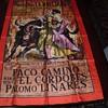 Bullfighter Poster/Tag - Manuel Benitez