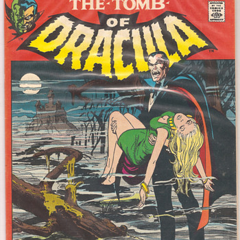 Tomb Of Dracula #1 - Comic Books