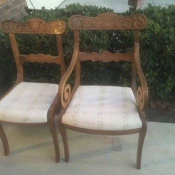 What era are these chairs from? - Furniture